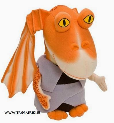 Peluche Jar Jar Star Wars 18,99€