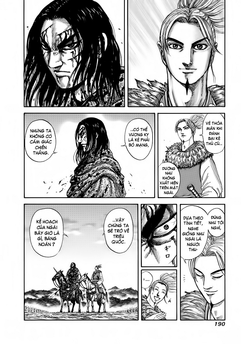 Kingdom – Vương Giả Thiên Hạ (Tổng Hợp) chap 173 page 5 - IZTruyenTranh.com