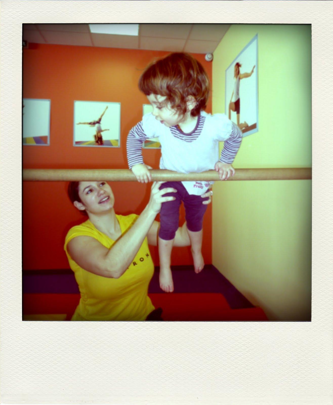 Notre séance découverte à Little Gym - Dans la peau d\'une fille
