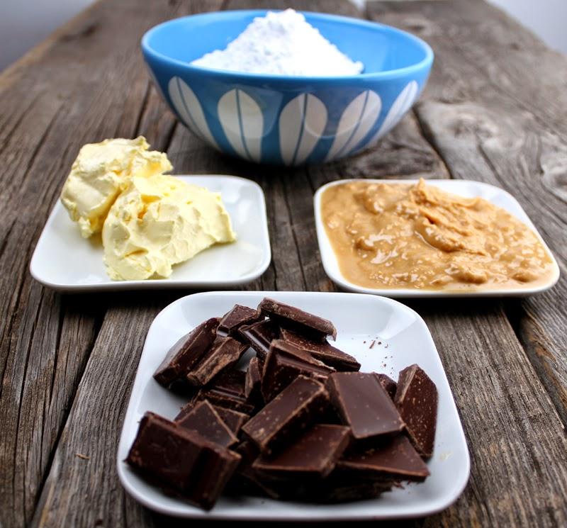 Oppskrift Enkel Fudge Karameller Sjokoladefudge Peanøttfudge Hjemmelaget Snop Julesnop