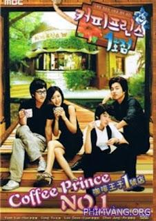 Tiệm Cà Phê Hoàng Tử - Coffee Prince 1St Shop (2007)