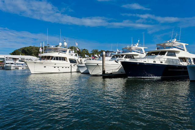 Sanctuary Cove Boat Show 2012