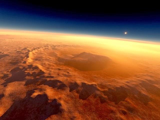 """Articolo """"Marte, Storia di un Antico Esodo"""""""