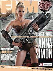Anna Simon en FHM 2011