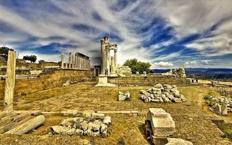 Προύσα και Πέργαμος: Μνημεία Παγκόσμιας Πολιτιστικής Κληρονομιάς
