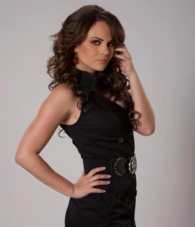Laura Carmine, antagonista de La Tempestad