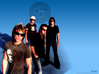 #8 Bon Jovi Wallpaper