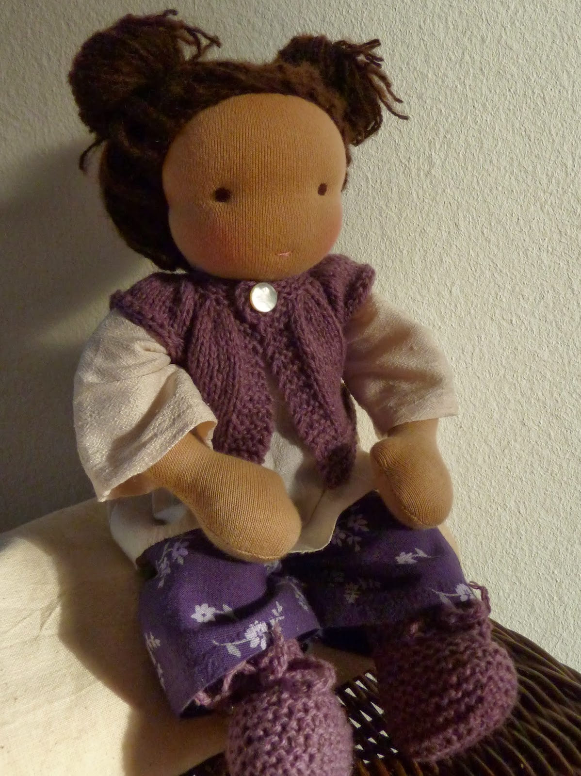 waldorfpuppe waldorf doll zauberflink