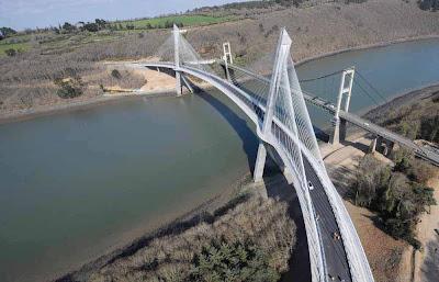 Pont de Térénez Rosnoën