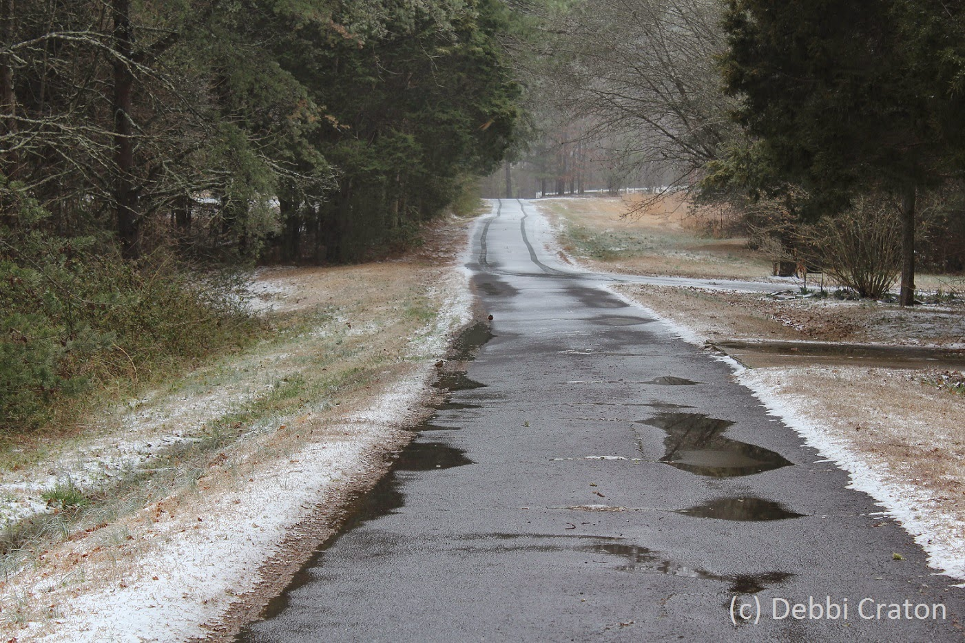 snow, Old Roads Once Traveled, The Guiness Blog