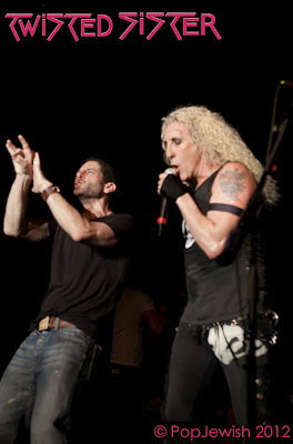 Rabbi Darby Leigh and Twisted Sister