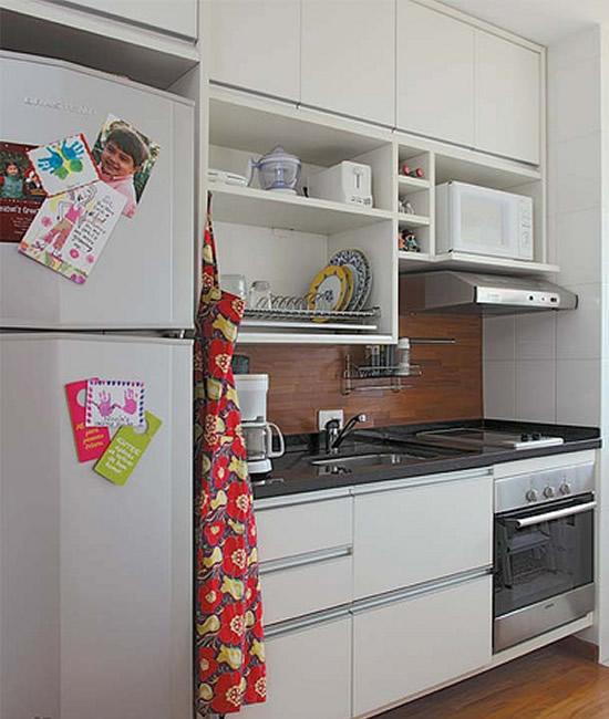 Cozinhas planejadas cozinhas planejadas para apartamentos for Armarios pequenos baratos