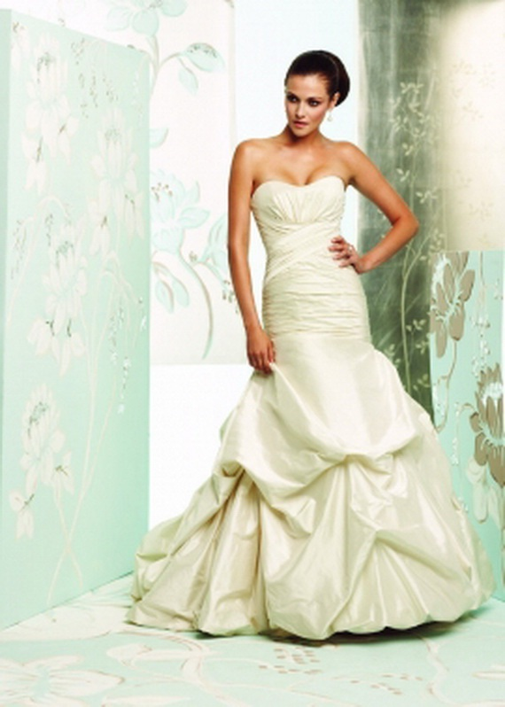 2011 Paloma Blanca Wedding Dresses Spring Collection - World of Bridal