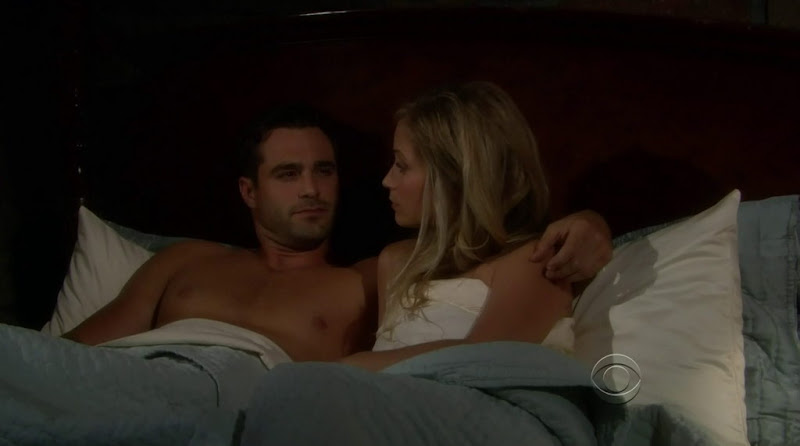 Marco Dapper Shirtless in the Young and the Restless 20120822