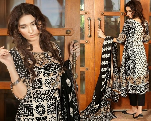 LSM Komal Cambric Winter Collection 2014-15