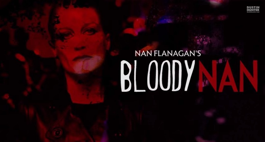Nan Flanagan's Bloody Nan @northmanspartyvamps.com