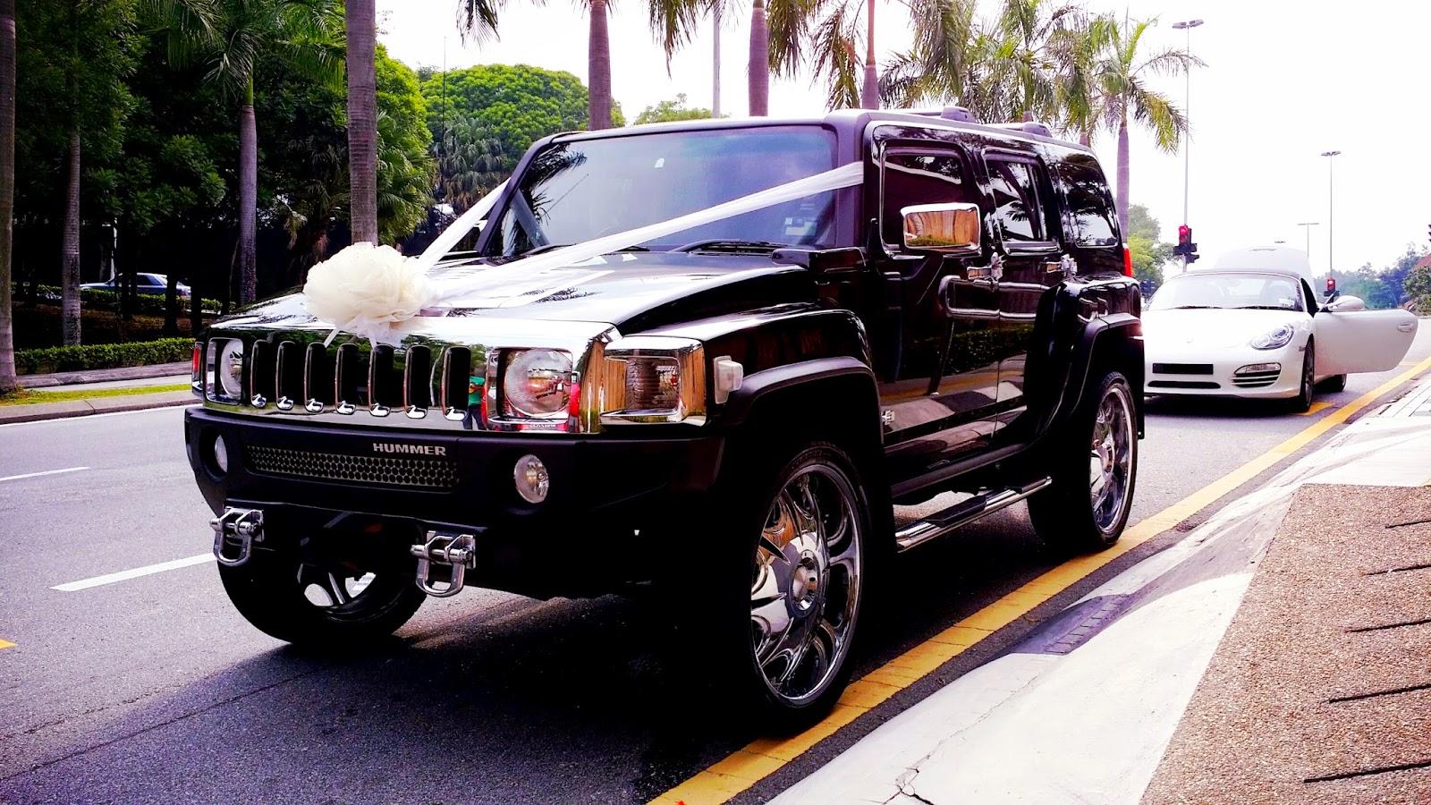 Hummer Car Rental In Malaysia