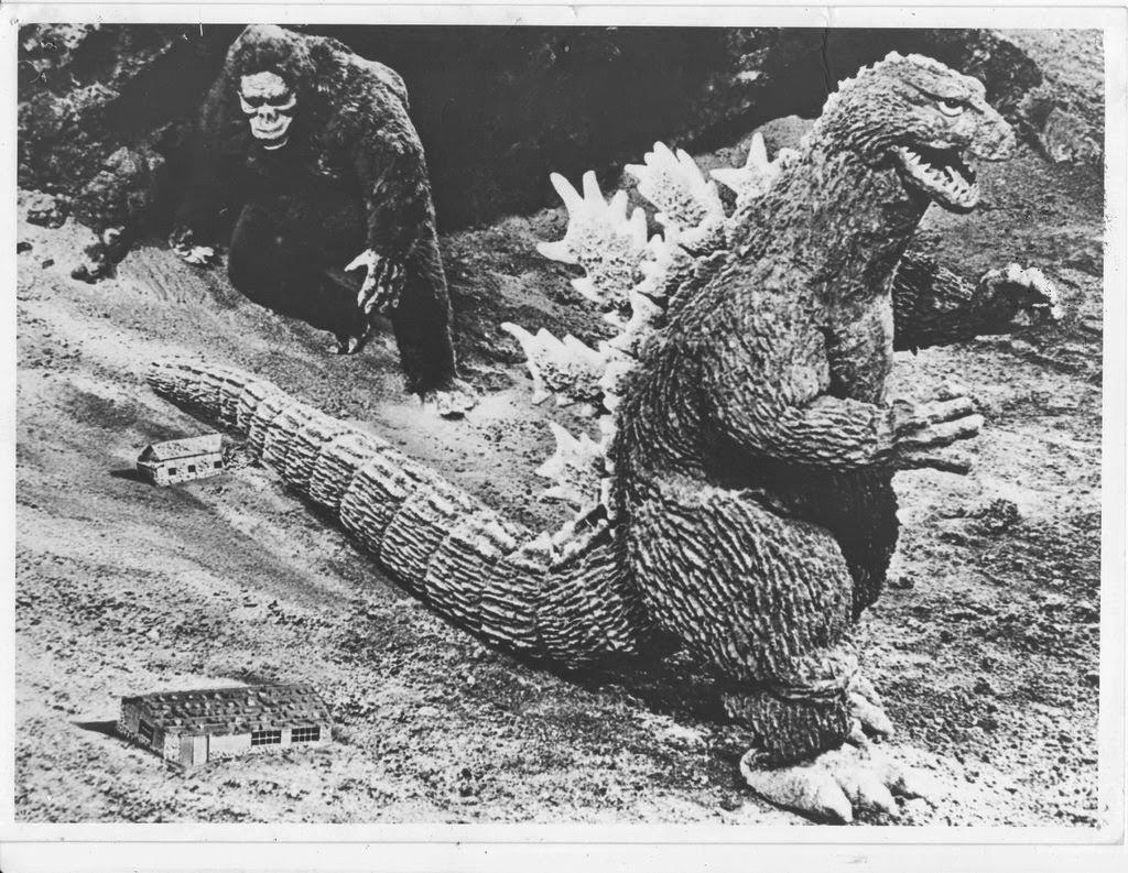 Godzilla 1962 Suit Baker's Log: Pix from ...