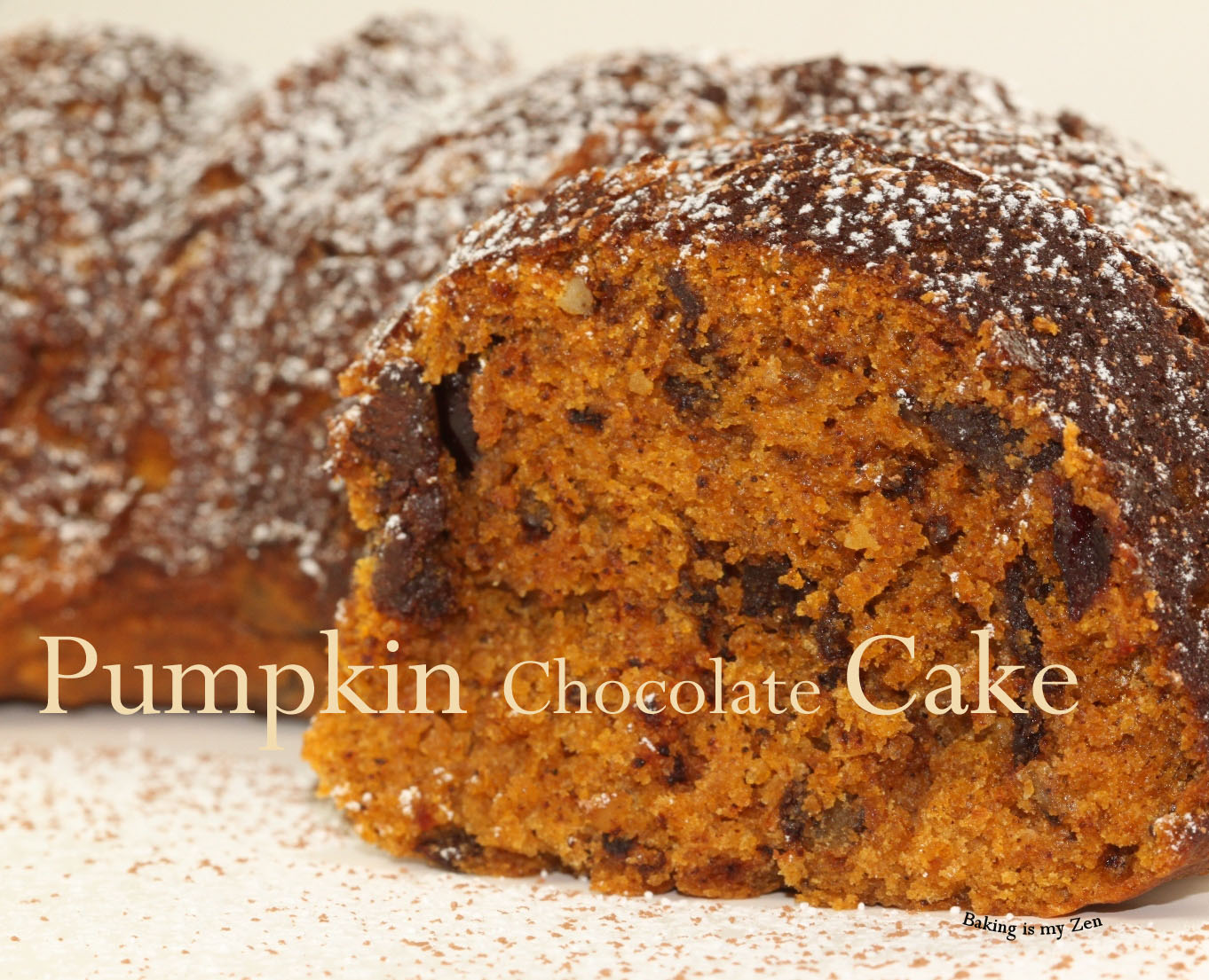 Pumpkin Chocolate Salt Caramel Cake Recipes — Dishmaps