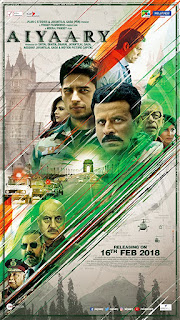 Aiyaary (2018) Hindi Movie hevc DVDRip 250Mb
