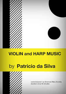 Violin and Harp Music