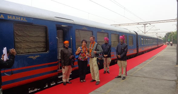 Royal Rajasthan on Wheels - ILT