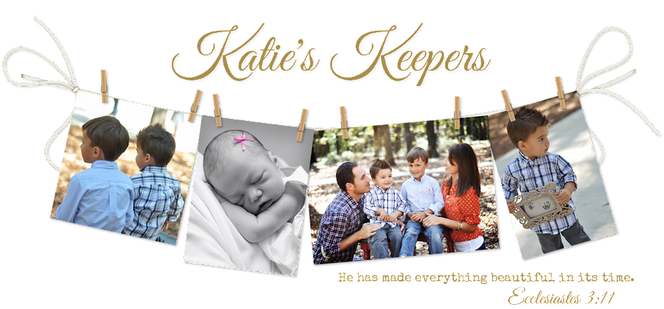 Katie&#39;s Keepers