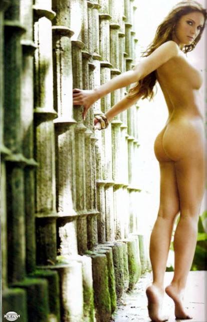 Revista H Etremo Playboy Open Fotos De Mariana Seoane