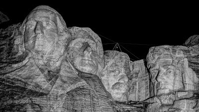 Mt. Rushmore: Shining Out of the Darkness by Dakota Visions Photography on www.seeyoubehindthelens.com