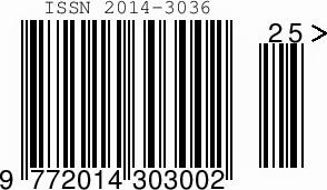 ISSN 2014-3036-N.25