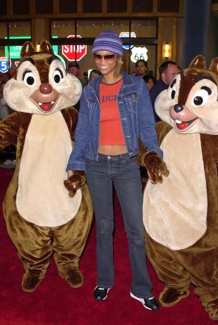 Tyra Banks - os 60 anos de Disney Land