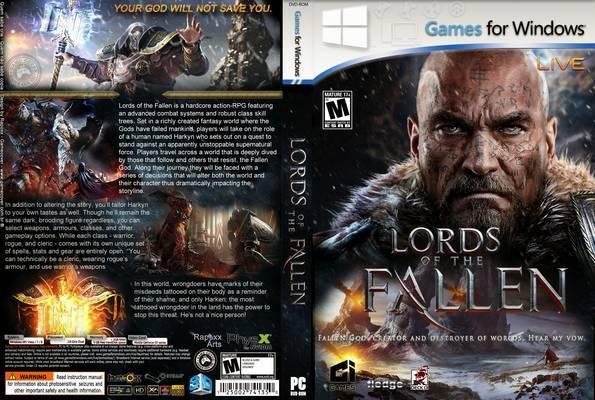 تحميل لعبة Lords Of The Fallen برابط واحد مباشر