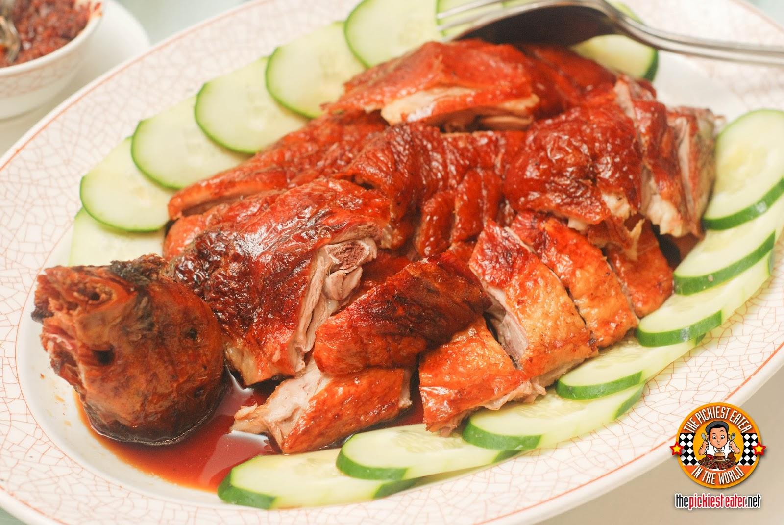 Yee Sang Shang Palace Makati Shang duck