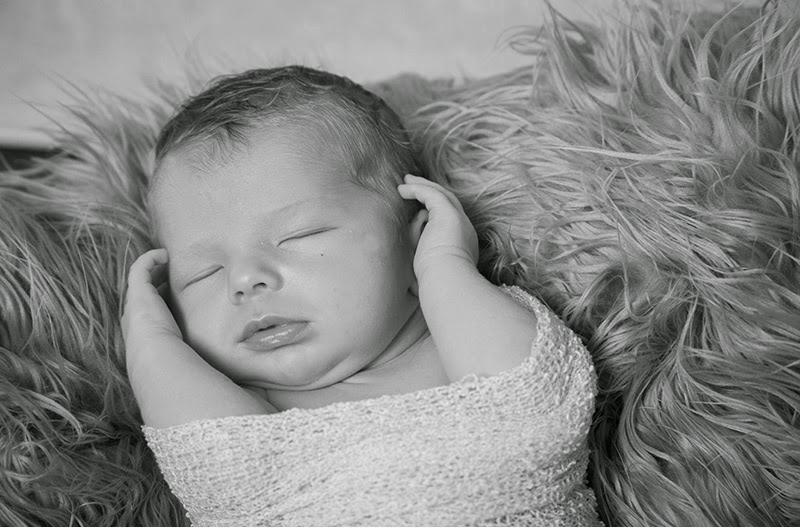Newborn studio session Sandra Jackson Photography parker, PA