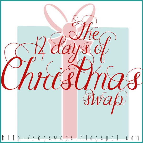 12 Days of Christmas Swap image
