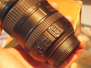 Nikkor AF-S DX 16-85mm f3,5-5,6G ED VR