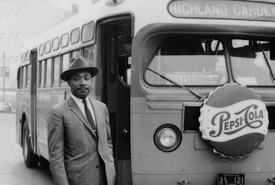 Montgomery Bus Boycott with Martin Luther King