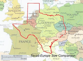 The Country of Texas