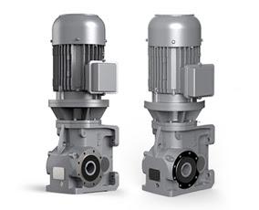High Capacity Geared Motors