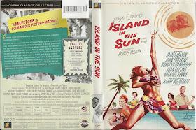 Carátula DVD de: Una isla al sol