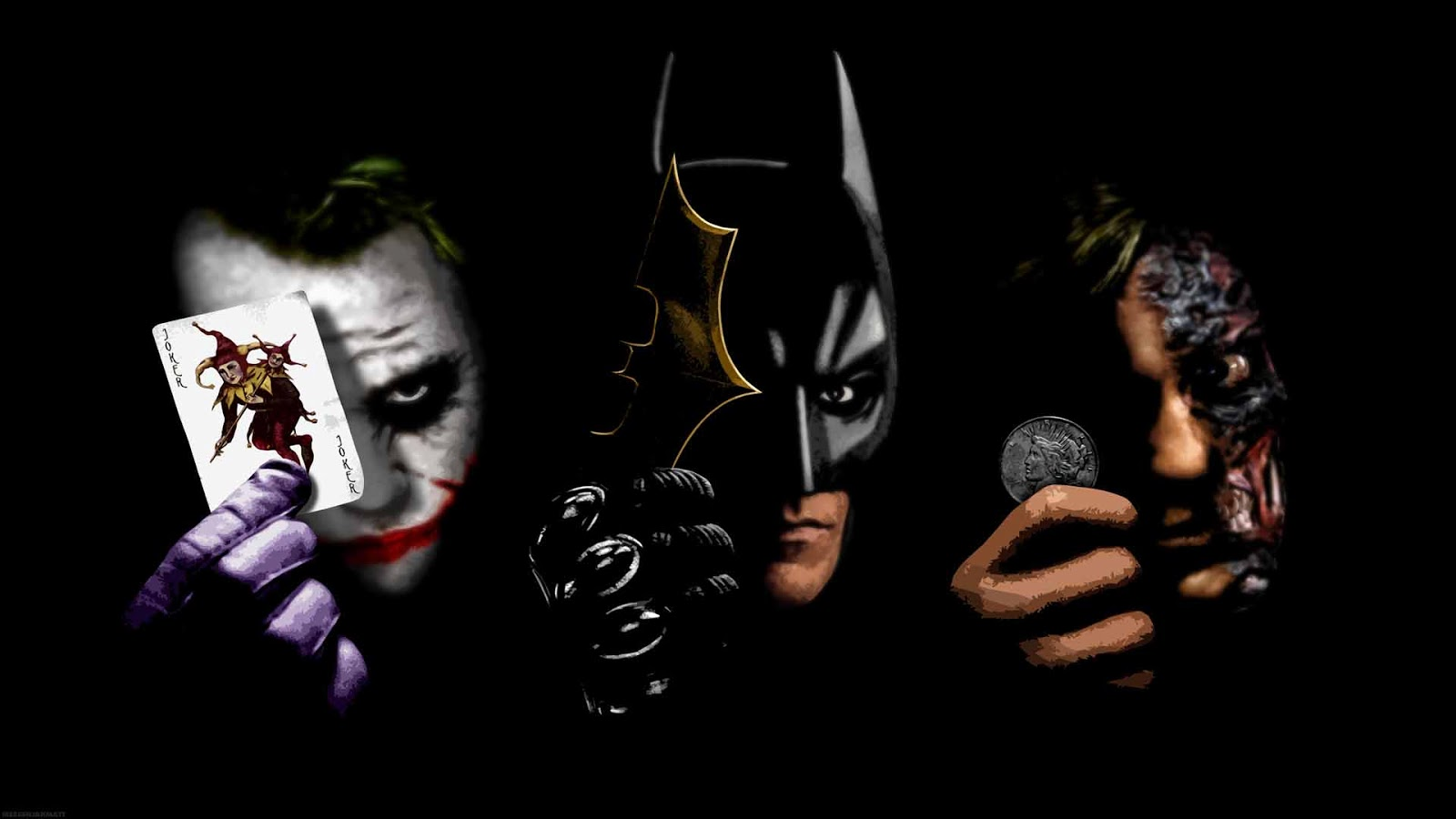 Batman and joker wallpapers hd