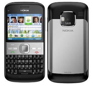 Nokia E5 harga dan spesifikasi