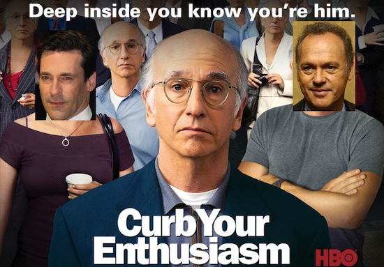 Larry David's HBO improv comedy - Cast and synopsis