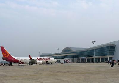 Airport in Varanasi