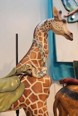 Giraffe Merry Go Round Museum • Sandusky, Ohio