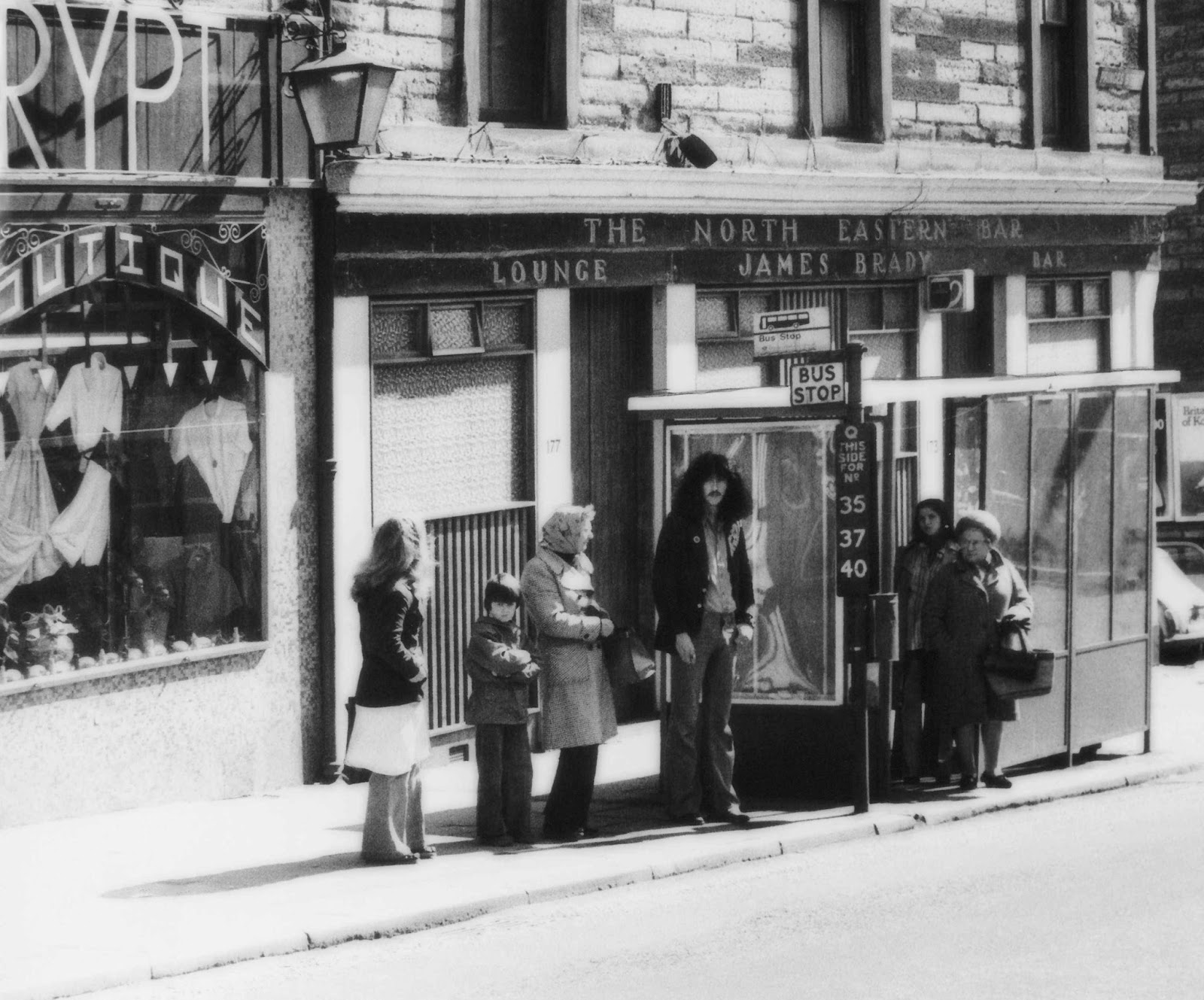 retro dundee the crypt princes 1978