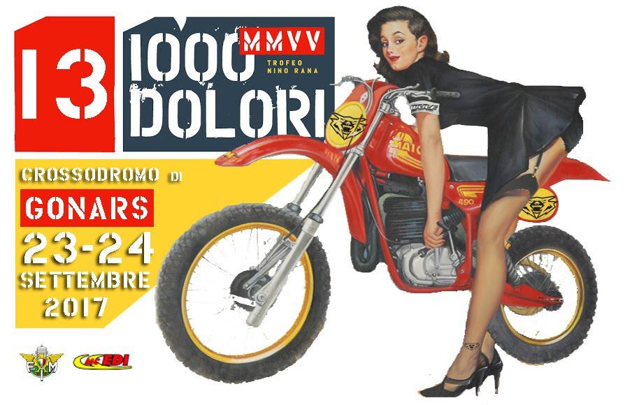 1000 DOLORI 2017