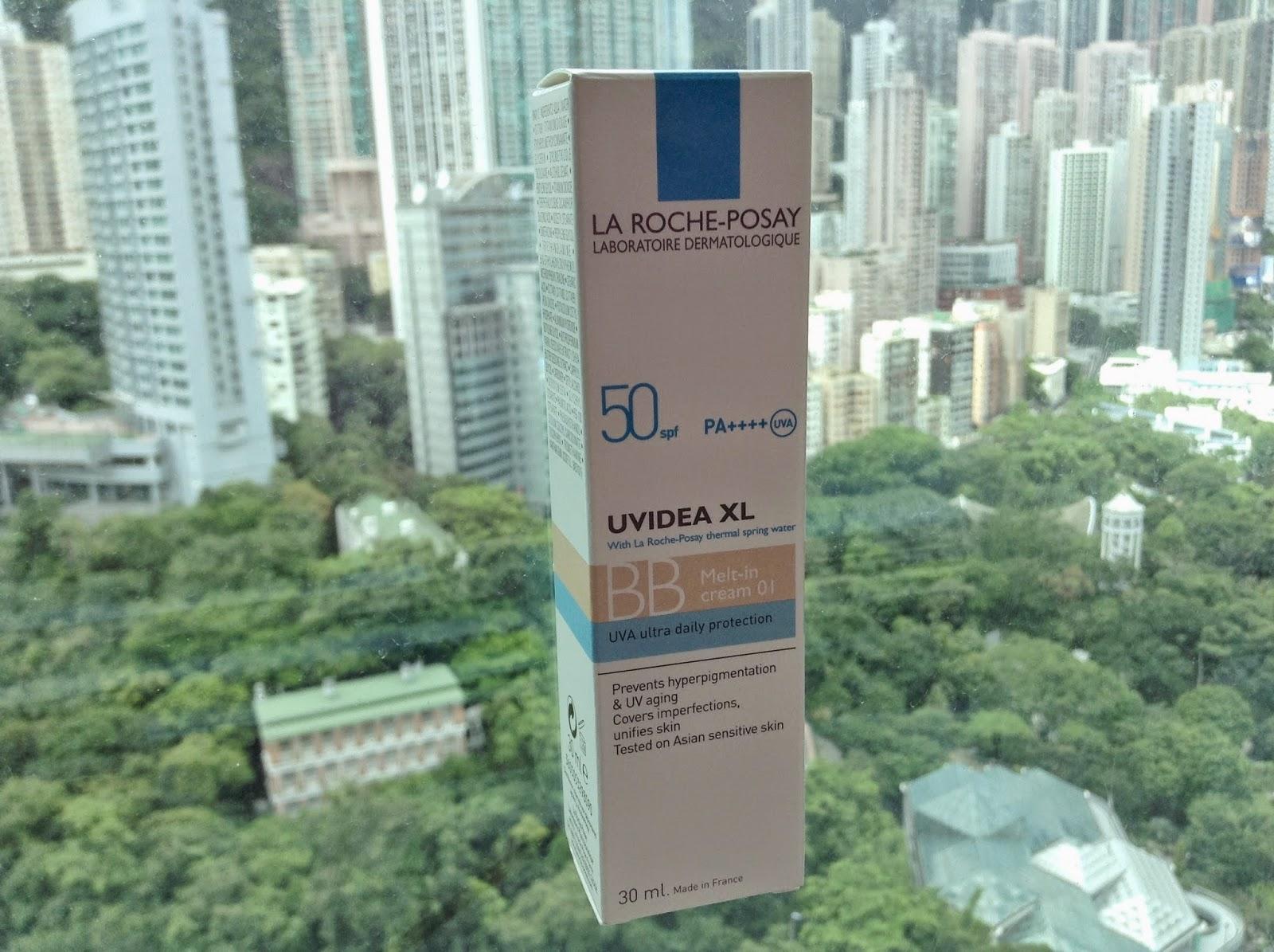 >> 慳三分二時間出門*La Roche-Posay UVidea XL BB Cream 每日高效BB乳霜 SPF50 PPD18 PA++++