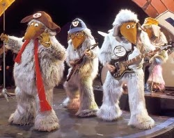 the legendary Wombles