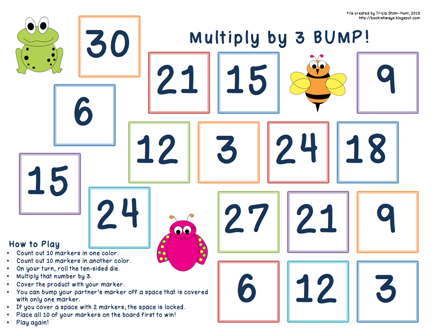 bookish ways in math and science monday math freebie